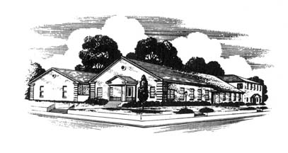 The History of Pine Springs Baptist Church by Mildred Marsh Bagwell